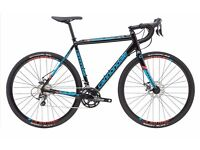 Cannondale CAADX Tiagra Disc 2016 Cyclocross Bike Size Large