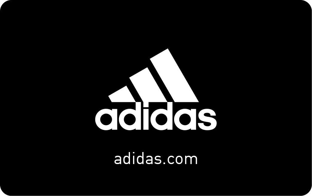 Adidas.com Email Virtual Gift Card For Use At Adidas Stores Or Adidas.com - $10.00