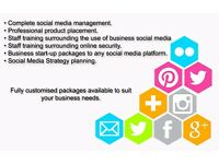 Free Social Media management services by Streamline Media Solutions Nottingham.