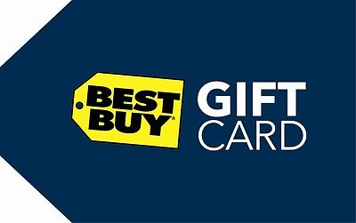 Купить $10 / $25 / $50 / $100 Best Buy Gift Card - Mail Delivery