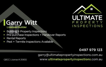 Ultimate Property Inspections Broadbeach Waters Gold Coast City Preview