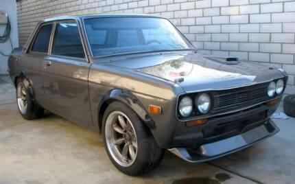 Datsun 1600 510 Front Lip Spoiler  Fiberglass new Bre  Free post