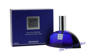 SOIR DE PARIS  Evening in Paris  by Bourjois  50ml EDP