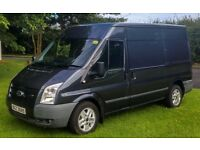 Ford Transit MWB, Medium Roof, Limited edition. Front Wheel Drive. HUGE SPEC **NO VAT**