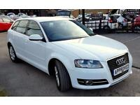 AUDI A3 1.6 TDI SE 5d 103 BHP Apply for finance Online tod (white) 2011