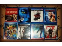 Blu-Ray Bundle ~ 8 titles ~ all in excellent clean condition ~ Bargain!