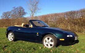 Mazda MX-5 Mk1 Gleneagles Ltd Edition