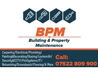 BPM Building & Property Maintenance