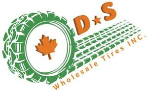 "BRAND NEW TIRES ( ONE MONTH BLOW OUT SALE) ""DS TIRES WHOLESALE INC."" double star tire mian loaction"