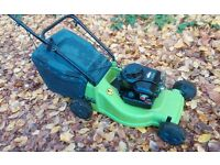 Briggs and Stratton Classic Self-Propelled Petrol Lawnmower Good Condition