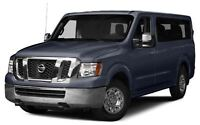 2015 Nissan NV 3500 SV V8 Delta/Surrey/Langley Greater Vancouver Area Preview