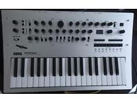Korg minilogue (like brand new!)
