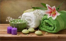 Full body massage by Nancy