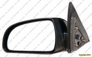 Door Mirror Power Driver Side Heated Hyundai Sonata 2006-2010
