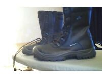 Aboutblu mens safety boots
