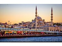 Return flights to Istanbul from Heathrow- Easter Holidays 2017