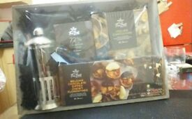 Coffee cafetierier hamper