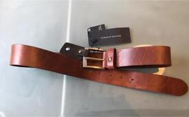 Brown Tommy Hilfiger Belt - Brand New