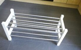 Ikea shoe rack perfect condition not long new £10