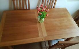 Laura Ashley Milton Dining Table