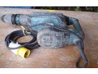 Makita breaker/rotary hammer HM1213C + mini driver DTD146