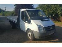 2008 Ford Transit 2.4 truck drop side 88k full service history 1 owner £5995+vat