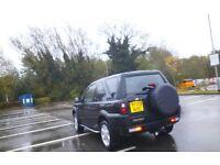2003 1.8 petrol 3 door freelander good condition complete engine rebuild at 55000