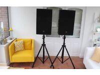 "Electrovoice ELX-15P EV Electro-voice 15"" Active PA Speakers 1000 Watt"