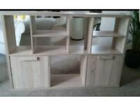 *Furniture Bundle* Glass Coffee Table, Nest of Tables and Side Unit for sale