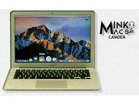 Apple MacBook Air 13' Core i7 1.7 Ghz 8gb Ram 121GB SSD Adobe Photoshop InDesign Microsoft Office
