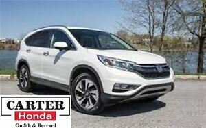 2016 Honda CR-V Touring + TOP MODEL + NAVI + HONDA SENSING!