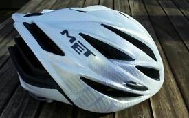 Met road bike helmet