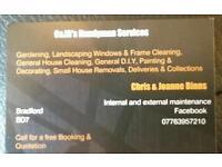 C&JB's handyman services