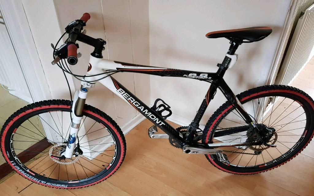 Bergamont full carbon Mountain bike