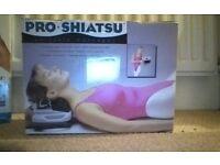 Pro shiatsu neck massager