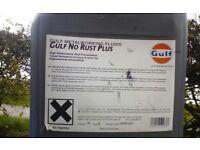 Gulf no rust plus