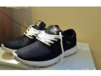 Supra shoes, size 7 1/2, worn ONCE