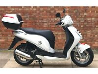 Honda PES 125 (14 Reg) with just 2248 miles
