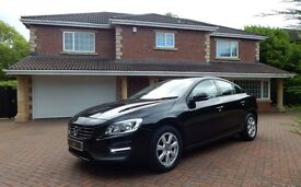 Volvo S60 D2 BUSINESS EDITION (black) 2014