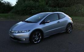 Honda Civic Type S GT, 1.8 Petrol