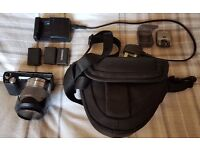 Sony NEX 5N System Camera with Accessories