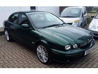 STUNNING looking 2006 Jaguar X Type 2.0 diesel SPORT 92k, 12 mths mot, both keys, history,LOVELY CAR