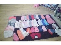 Bundle of girls clothes 18-24 months good condition pet/smoke free home