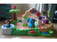 Fisher Price musical spinning farm