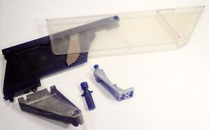 Craftsman table saw blade guard splitter anti kickback complete assembly ebay Table saw splitter