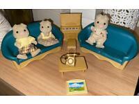 Sylvanian family lounge set