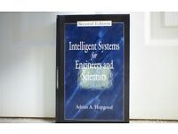 Intelligent Systems for Engineers and Scientists by Adrian A Hopgood Hardback Book