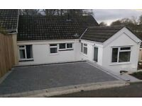 Modernised 2 bedroom bungalow within easy walking distnace of Truro City Centre
