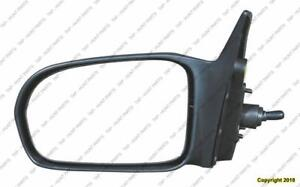 Door Mirror Manual Driver Side Sedan Honda Civic 2001-2005