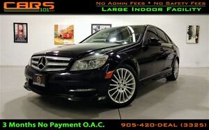 2011 Mercedes-Benz C-Class 4MATIC | Bluetooth | Loaded |